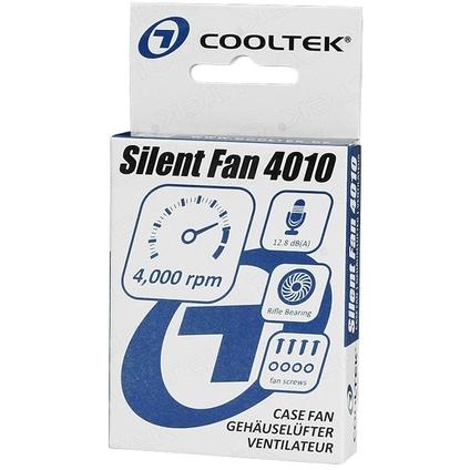 Ct-silent Fan 4010 40x40x10
