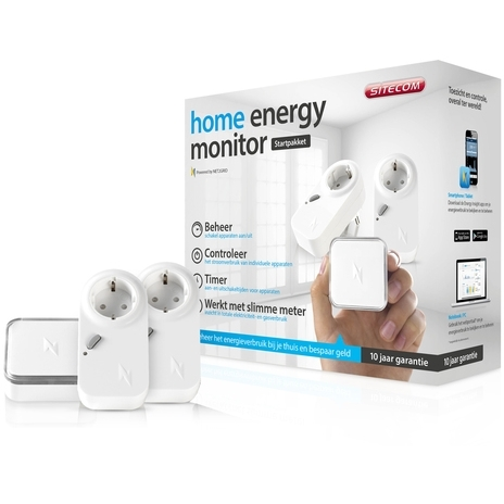 Image of Home Energy Monitor StarterPack NL