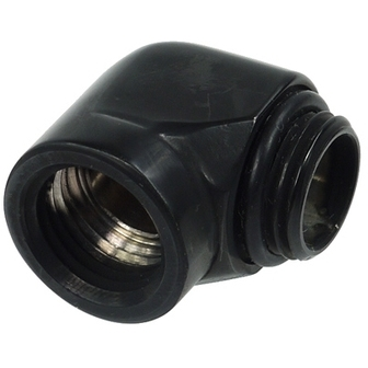 Productafbeelding voor 'HF L-connector G1/4 outer to G1/4 inner'
