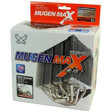 Scythe Mugen Max