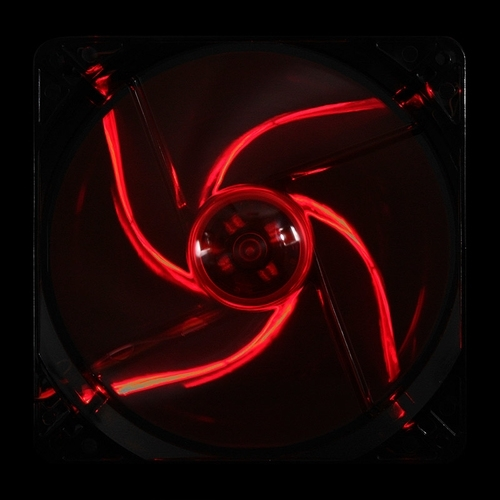 Image of Cooltek Silent Fan 140 RED led