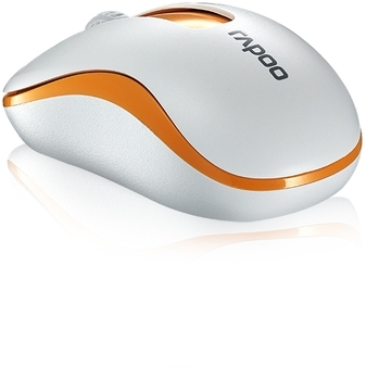 Image of Compact Mouse Orange
