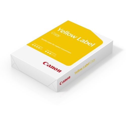 Yellow Label A4 papier