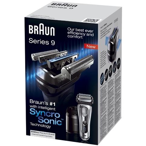 Braun Series 9-9090cc Systeem