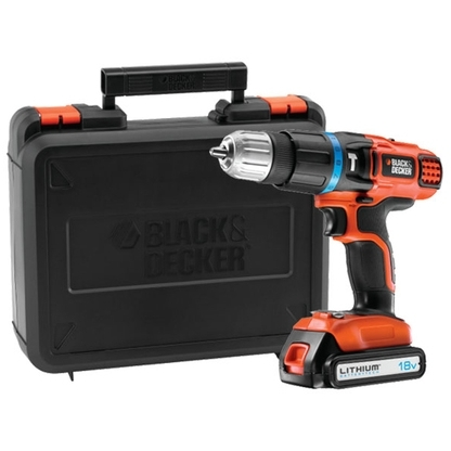 Black & Decker EGBL188K-QW Accuklopboormachine