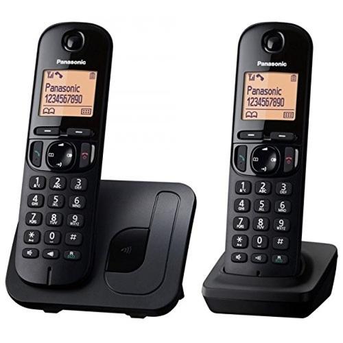 KX-TGC212NLB DECT Telefoon