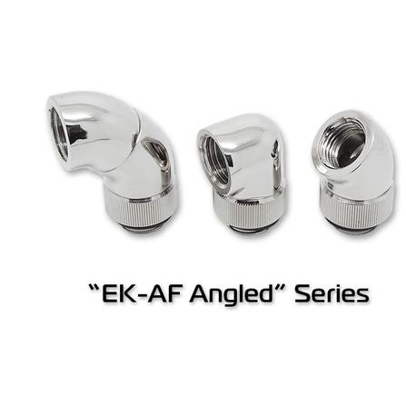 Productafbeelding voor 'EK-AF Angled 45? G1/4 Nickel'