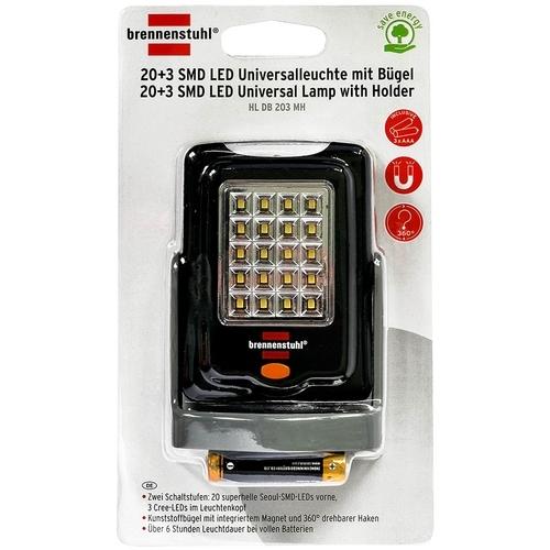 Image of 20+3 SMD LED Universalleuchte HL