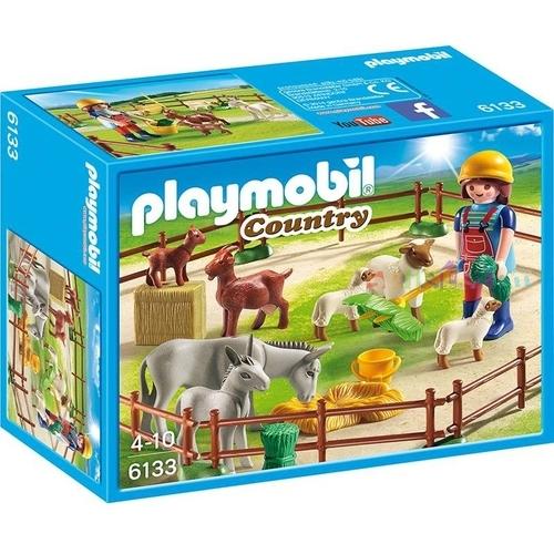 Playmobil Country dierenweide 6133