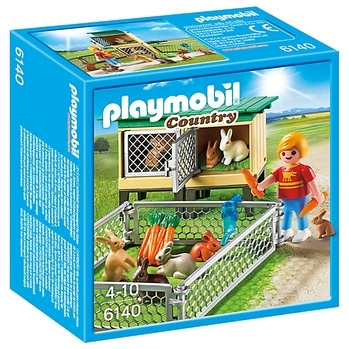 Playmobil Country konijnenren 6140