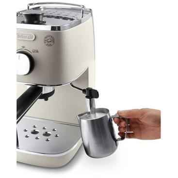 Image of De'Longhi ECI341.W Distinta Espressomachine