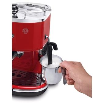 DeLonghi ECO 311 R Icona Espressomachine Rood