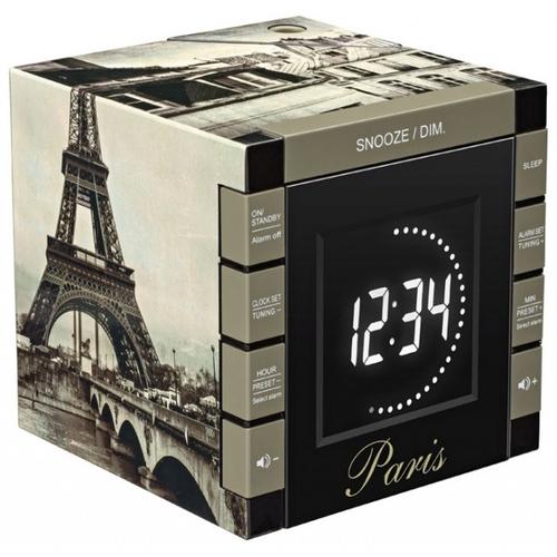 """Image of Big Ben Wekkerradio """"Paris"""""""
