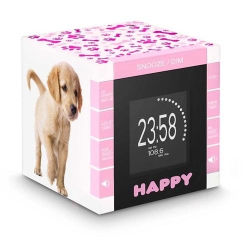 """Image of Big Ben Wekkerradio """"Happy Cube"""""""