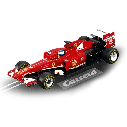 Carrera Digital 143 Ferrari F138 F.Alonso, No.3 - raceauto - 1:43