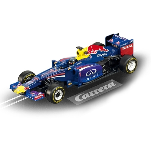 Carrera Digital 143 Infiniti Red Bull Racing RB9 S.Vettel, No.1 - raceauto - 1:43