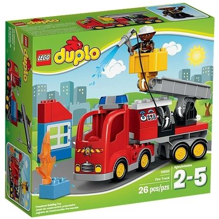 10592 DUPLO brandweerwagen