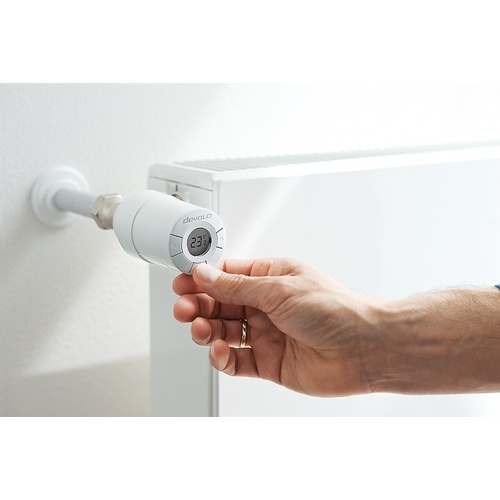 Image of Devolo Home Control 9592 Draadloze radiatorthermostaat
