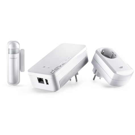 Image of Devolo Home Control 9610 Starterkit