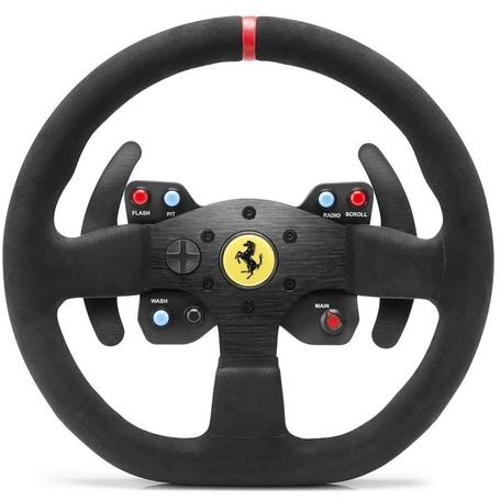Thrustmaster Ferrari F599XX EVO 30 Racestuur - Add-On PS4 + PS3 + Xbox One + PC