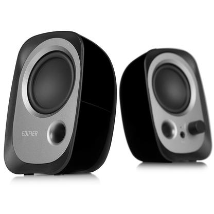 SPK 2.0 4W RMS 2x 2W Multimedia luidsprekers USB powered 3.5mm Aux Luidspreker 60mm magnetisch afges