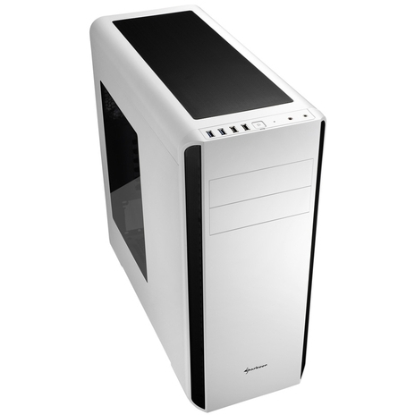 Image of BW9000-W White ATX