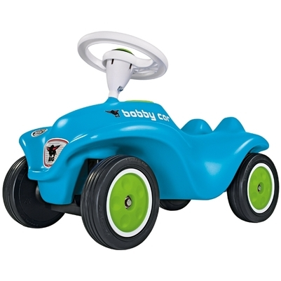 BIG Loopauto New Bobby-Car RB 3 in cool blauw