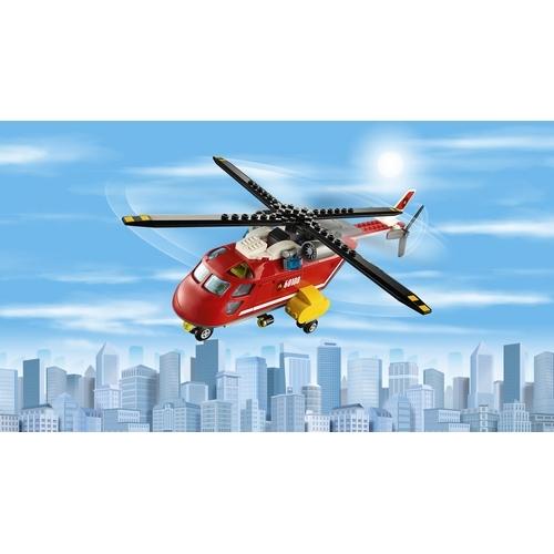 LEGO City brandweer inzetgroep 60108