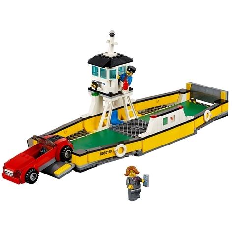 LEGO City veerpont 60119