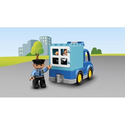 LEGO Duplo politiepatrouille 10809