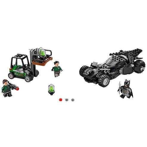 LEGO DC Comics Super Heroes kryptoniet onderschepping 76045
