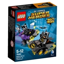 LEGO Super Heroes Mighty Micros: Batman vs Catwoman 76061