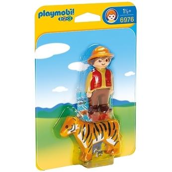 Image of 1.2.3 - Ranger met tijger