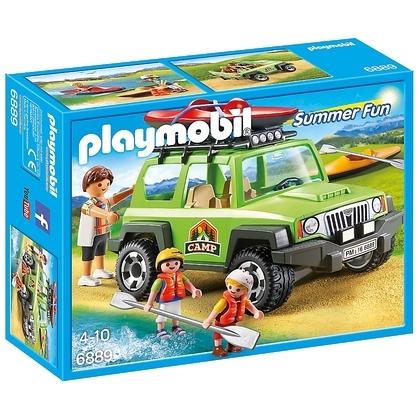 Familieterreinwagen met kajaks Playmobil (6889)