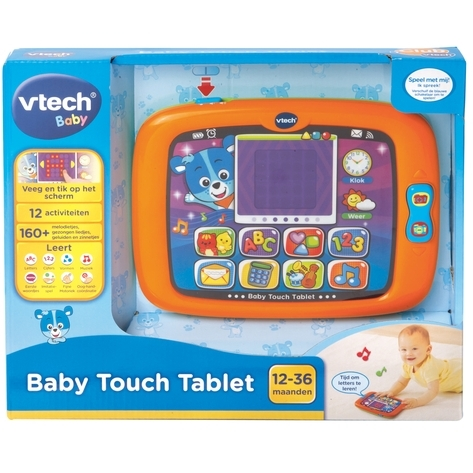Image of Baby Touch Tablet