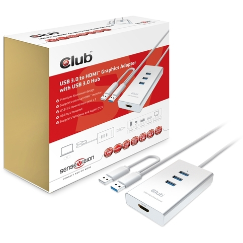 Image of Club 3D CSV-2602