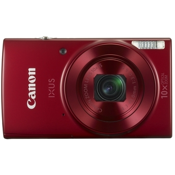 Image of Canon Foto Camera IXUS 180 20.0 Megapixel (rood)