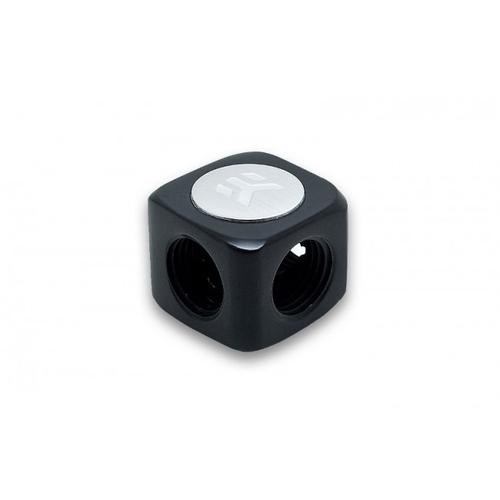 Productafbeelding voor 'EK-AF T-Splitter 3F G1/4 - Black'