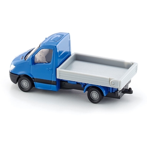 Auto Siku Transporter Met Laadbak