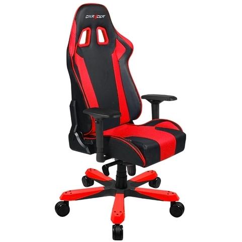 King Gaming Chair bk-rd
