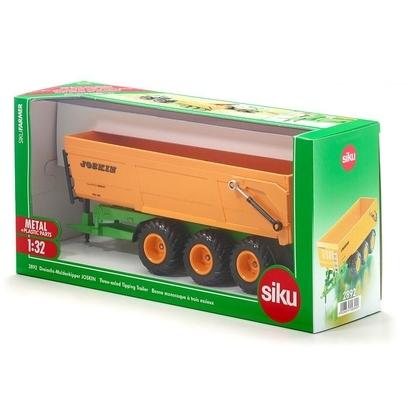 Siku 3-Assige Kiepwagen Met Kantelbak