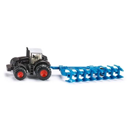 Siku Fendt Tractor met Ploeg