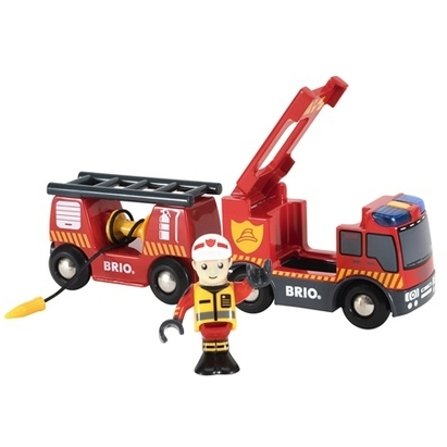 Image of BRIO Emergency Fire Engine