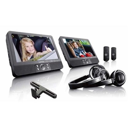 Image of Dual Portable DVD-speler DVP-939