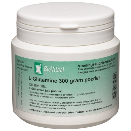 Image of L GLUTAMINE 300 300GR