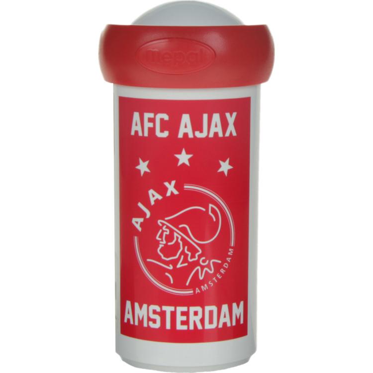 Image of AJAX Schoolbeker Ajax Wit/rood/wit Afc