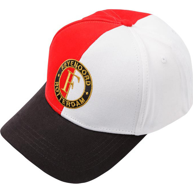 Image of Cap Feyenoord Senior Rood/wit