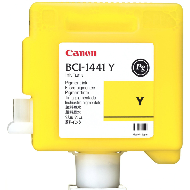Image of BCI-1441 Inktcartridge Geel Standard Capacity 330ml 1-pack