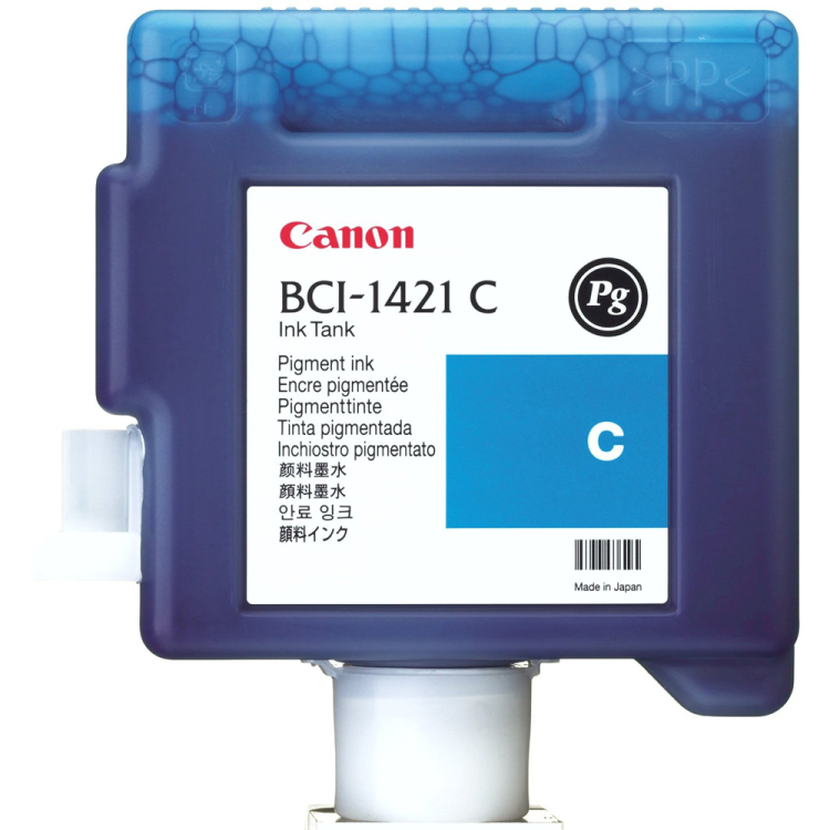 Image of BCI-1421 Inktcartridge Cyaan Standard Capacity 330ml 1-pack