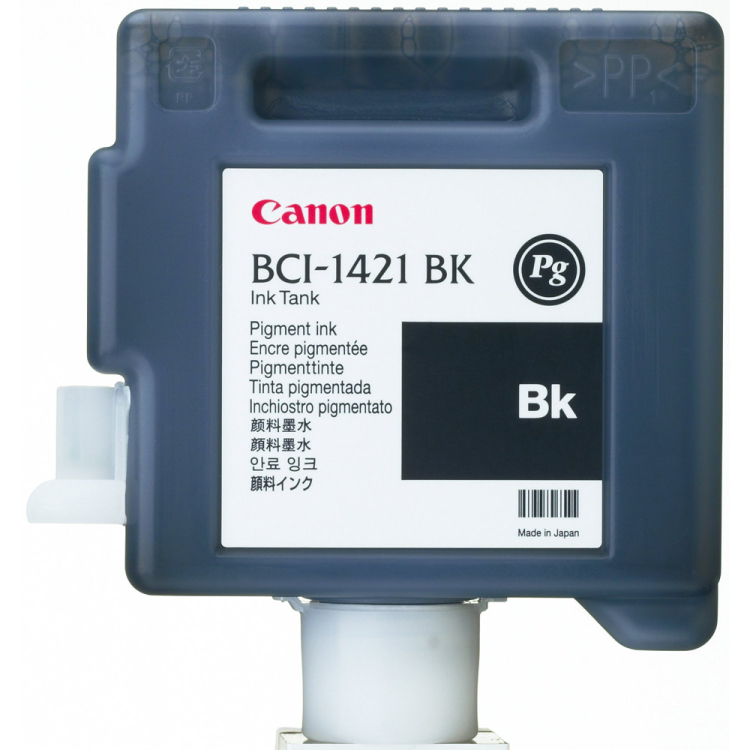 Image of BCI-1421 Inktcartridge Zwart Standard Capacity 330ml 1-pack